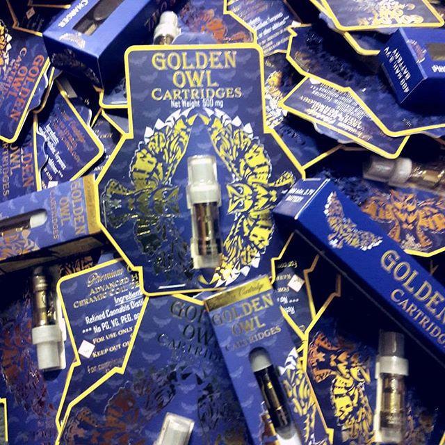 Blue Dream 0.5. Cartridge 0.5 Cartridge (Golden Owl Brand) Product image