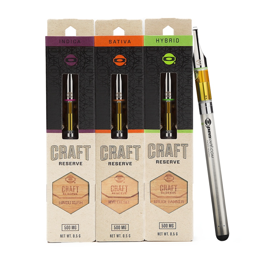 O.penVAPE Craft RESERVE Cartridges Product image