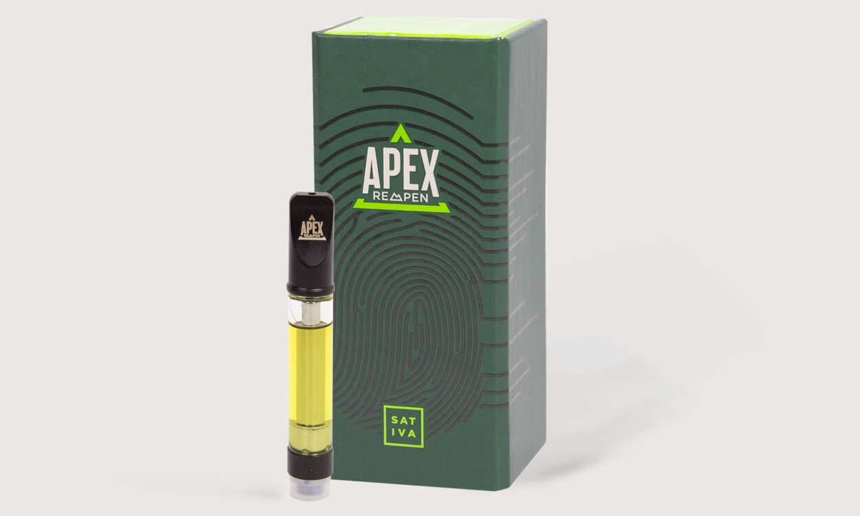 RemPen APEX Distillate (AU Limit: Limit of 2 vapes total, per visit / No Med Limit) Product image