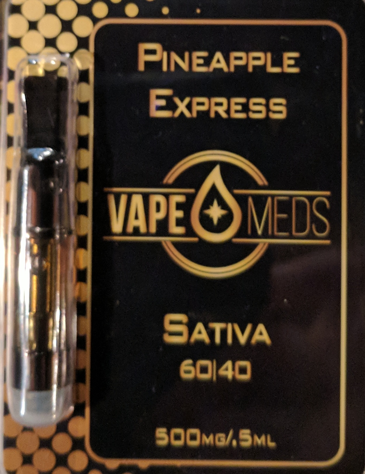 Vape Meds - Pineapples Express (FREE) Product image