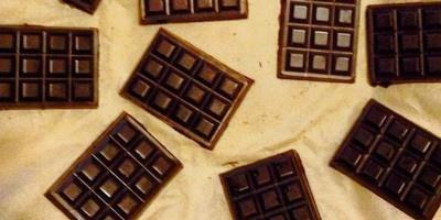 400mg Chocolate Bar Product image