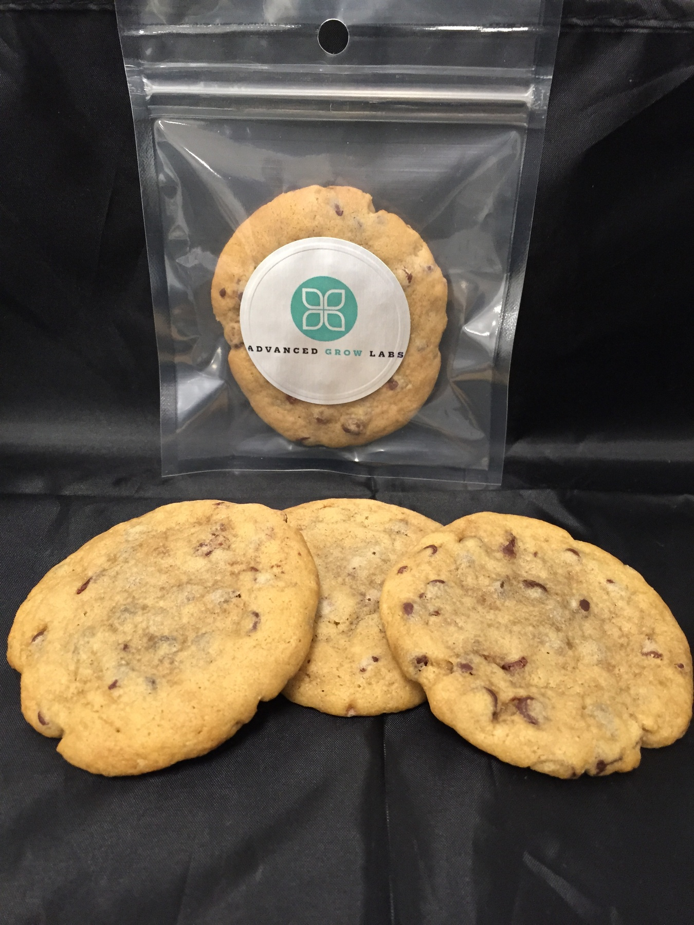 Agl Indicore Chocolate Chip Cookie - 1 Cookie 20 m Product image