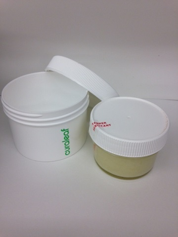 Curaleaf T14 Coconut Butter - 4oz Product image