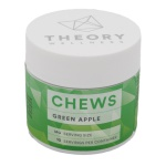 Green Apple Chews: THC (5-Pack) Product image