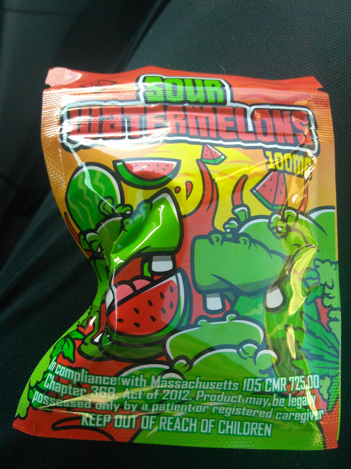 Sour Watermelons 100MG Product image