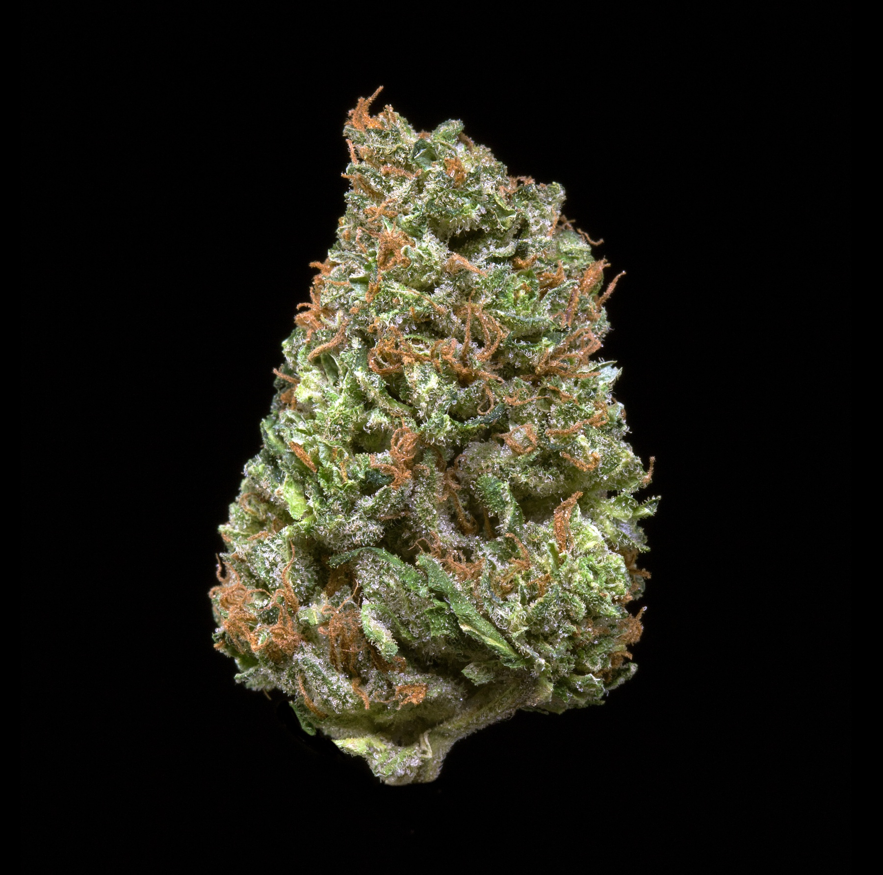 Black Triangle Kush (AU Limit: 3.5g Flower and 3.5g Shake and 10 - 0.75 pre rolls / No Med Limit) Product image