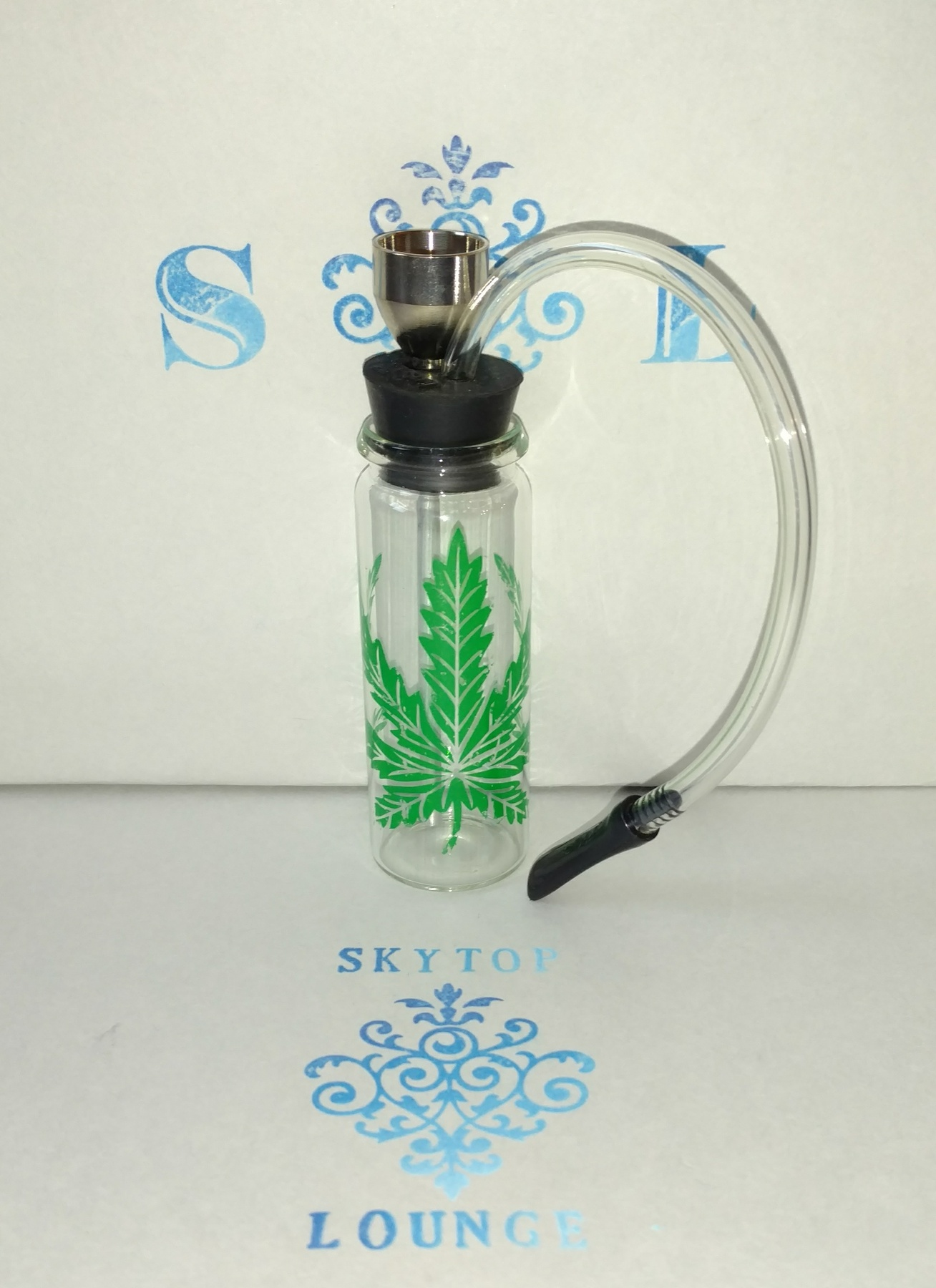 Glass Small Jar Bubbler (S) Product image