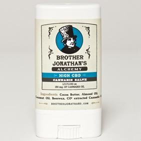 Brother Jonathan's High CBD Salve Product image