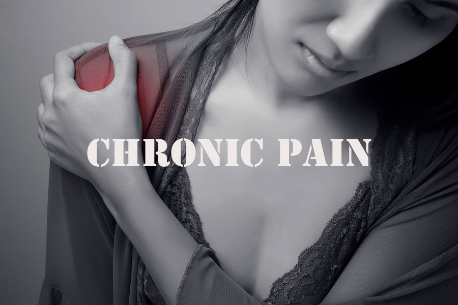 Chronic-Pain Strain Image