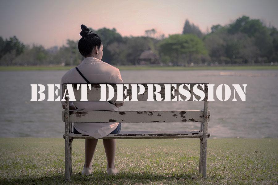 Depression Strain Image